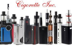 e-cigarettes and liquids Canada - Why Cigorette e-liquids?