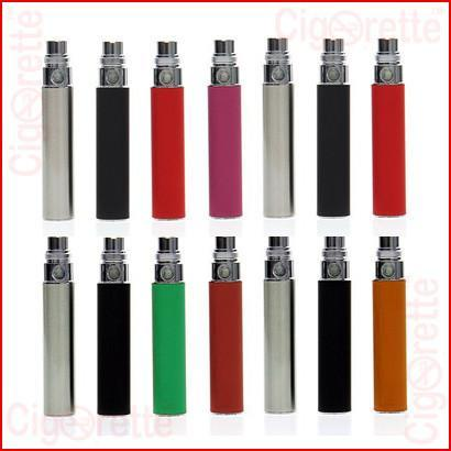 A 650mAh Fixed Voltage eGo style e-cig rechargeable battery