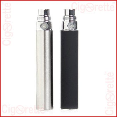 A 900mAh Fixed Voltage eGo style e-cig rechargeable battery