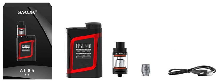 SMOK AL85 Kit - Cigorette Inc - Electronic Cigarettes and Liquids Canada