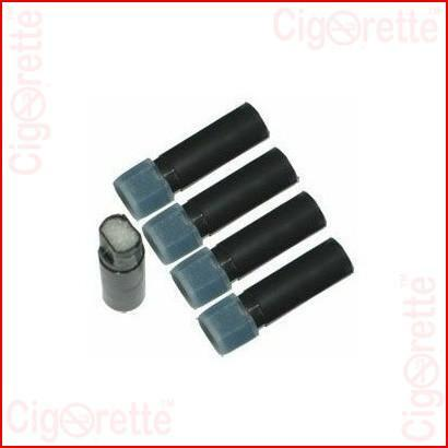 V-style atomizer cartridge fiber wick