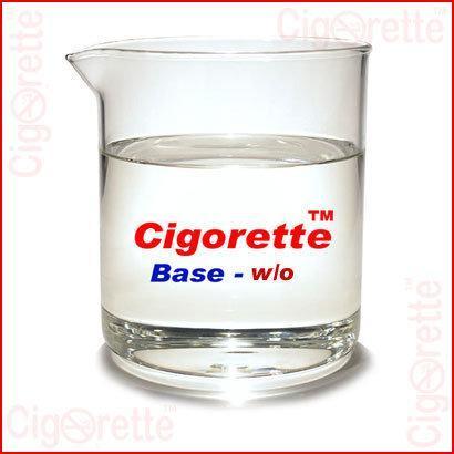 Cigorette special eLiquid Base - Cigorette Inc - electronic liquids and electronic cigarettes - Canada