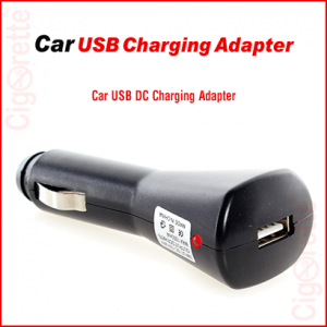 Car USB charging adapter for 510 threaded electronic cigarette USB cables.