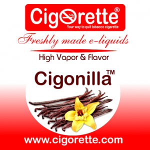 Cigonilla e-liquid - Cigorette Inc - electronic cigarettes and liquids Canada