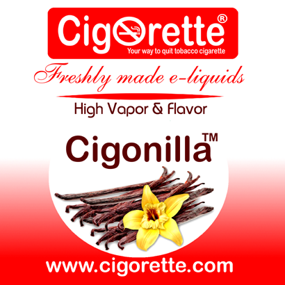 Cigonilla e-liquid - Cigorette Inc - electronic cigarettes and liquids Canada