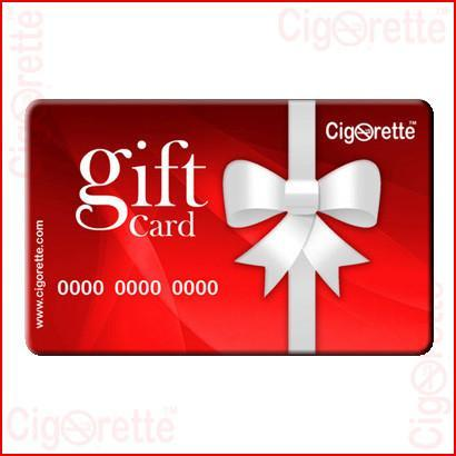 Cigorette Inc Gift-Cards
