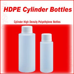 HDPE cylinder bottles