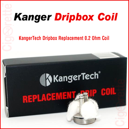 KangerTech Dripbox replacement coil