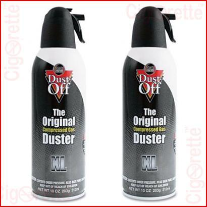 Liquid-Off Compressed Gas Duster