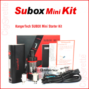 The SUBOX Starter Kit: an easy to use, yet powerful MOD
