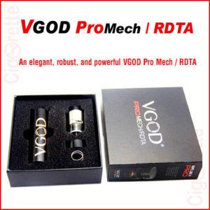VGOD ProMech MOD Kit - Cigorette Inc - Electronic Cigarettes and Liquids - Canada