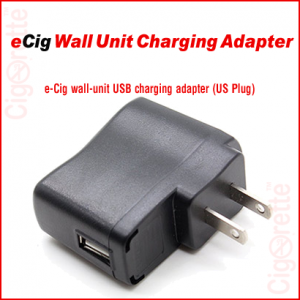 Universal wall unit charging adapter with a USB port.
