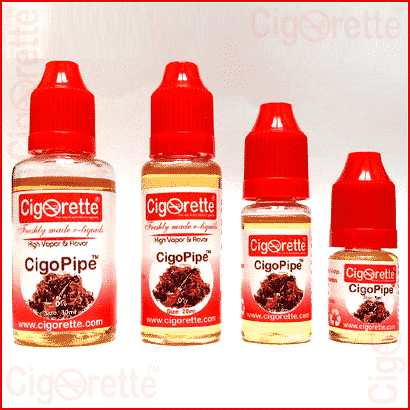 CigoPipe - Pipe Tobacco Vaping eLiquid