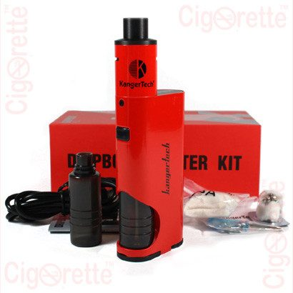 KangerTech Dripbox Kit : an easy to use MOD