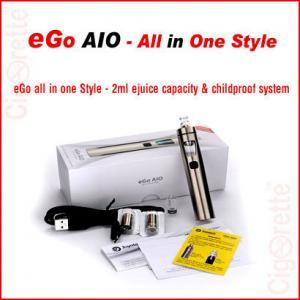 eGo AIO - All In One Style - Cigorette Inc - Electronic Cigarettes and Liquids - Canada