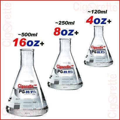 PG - 99.9% USP Propylene Glycol - Pharma Grade - Cigorette Inc - Canada