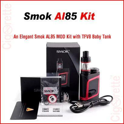 Smok Al85 Kit - Cigorette Inc - Electronic Cigarettes and Liquids - Canada