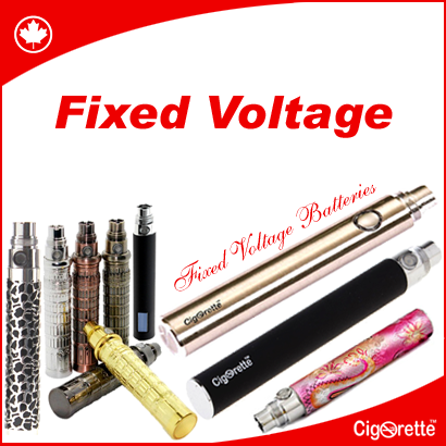 Fixed Voltage Batteries