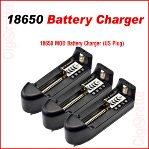 18650 battery charger / US Plug