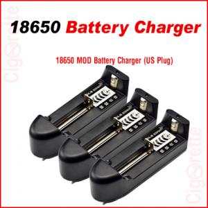 18650 battery charger / US Plug