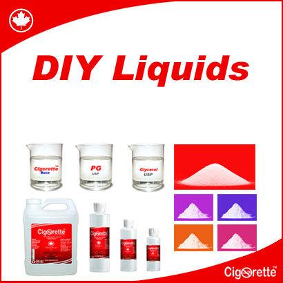 DIY Liquids