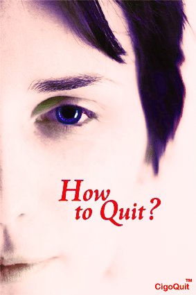CigoQuit - How to quit Smoking - Cigorette Inc Canada