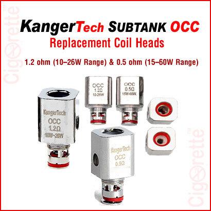 Kanger SUBTANK OCC Coil Head