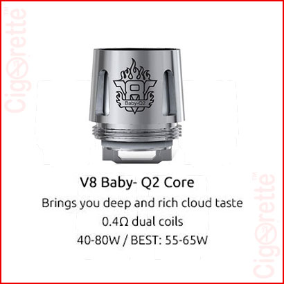 Smok TFV8 Baby Q2 Coil Head