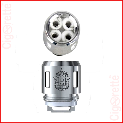Smok TFV8 Baby T8 Coil Replacement